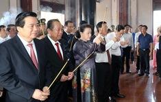 Long An kỷ niệm 110 năm ngày sinh đồng chí Nguyễn Hữu Thọ