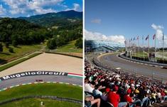 F1 xác nhận thêm 2 chặng đua ở mùa giải 2020