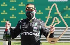 F1: Valteri Bottas thận trọng trước chặng GP Styrian
