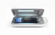 Samsung ra mắt thiết bị cầm tay khử trùng bằng tia UV
