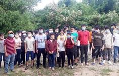 Tin nóng đầu ngày 10/7: Bắt giữ, cách ly khẩn cấp 33 người nhập cảnh trái phép vào Việt Nam