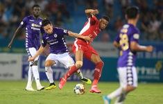 TRỰC TIẾP BÓNG ĐÁ CLB Viettel 0-0 CLB Hà Nội: Hiệp một