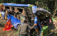 """Vụ TNGT tại Kon Tum: """"Đến lần thứ 3 xe nghiêng là lao xuống vực luôn"""""""