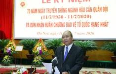 Thủ tướng Nguyễn Xuân Phúc: Bảo đảm bộ đội ta sẵn sàng tác chiến trong mọi tình huống