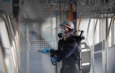 Công ty Tàu điện ngầm Tokyo phun phân tử bạc chống virus SARS-CoV-2
