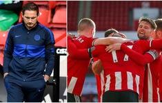 Lampard nói gì sau thảm bại trước Sheffield?
