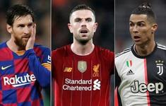Kết quả, Lịch thi đấu, bảng xếp hạng các giải VĐQG châu Âu: Ngoại hạng Anh, La Liga, Serie A