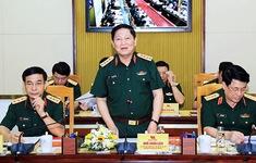Đại tướng Ngô Xuân Lịch: Quân đội sẽ luôn xung kích đi đầu ở những nơi khó khăn