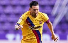 Messi thiết lập kỷ lục chưa từng có tại La Liga