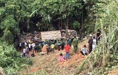 Nguyên nhân ban đầu vụ tai nạn 5 người chết ở Kon Tum