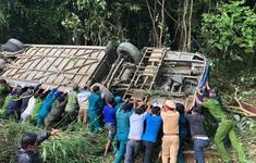 Vụ xe khách lao xuống vực ở Kon Tum: Thêm 1 nạn nhân tử vong