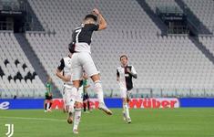 Kết quả, bảng xếp hạng Serie A: Ronaldo lập cú đúp, Juventus chia điểm Atalanta