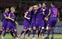 TRỰC TIẾP CLB Sài Gòn 2-0 CLB Thanh Hóa: Tấn Tài nới rộng cách biệt (Hiệp một)
