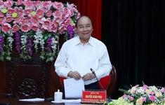 Thủ tướng kiểm tra giải ngân vốn đầu tư công tại Ninh Bình