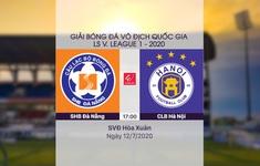 VIDEO Highlights: SHB Đà Nẵng 1-1 CLB Hà Nội (Vòng 9 LS V.League 1-2020)