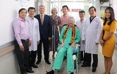 """CDC Mỹ: Thật tuyệt vời khi Bệnh viện Chợ Rẫy là """"điểm sáng"""" trên báo chí quốc tế!"""