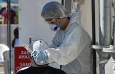 Bệnh viêm phổi tại Kazakhstan có thể là do virus SARS-CoV-2