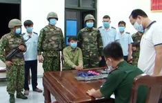 Mặc quân phục giả danh quân đội để vận chuyển ma túy