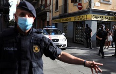 Tây Ban Nha bắt giữ 2 đối tượng chuẩn bị đánh bom khủng bố