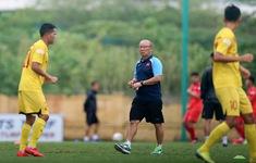 """HLV Park Hang-seo: """"Cầu thủ cần phải thể hiện tốt khả năng chơi bóng ở vị trí của mình"""""""