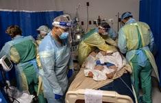 Hệ thống y tế Mỹ lại đứng trước nguy cơ 'vỡ trận'