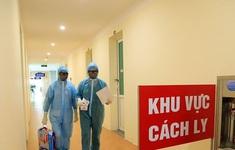 5 trường hợp F1 của bệnh nhân 867 ở Hà Nội là nhân viên y tế