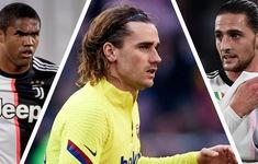 Barcelona tính đổi Griezmann lấy 2 ngôi sao của Juventus