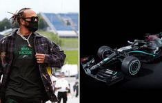 Lewis Hamilton đạt thành tích tốt nhất buổi chạy thử GP Áo