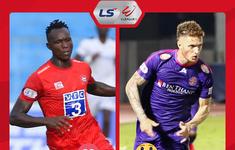 TRỰC TIẾP V.League 2020 CLB Hải Phòng 0-0 CLB Sài Gòn: Trận đấu bắt đầu