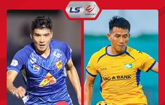 TRỰC TIẾP V.League 2020 CLB Quảng Nam 0-0 Sông Lam Nghệ An: Hiệp một