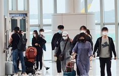 Du khách nước ngoài tới Hàn Quốc giảm đến 99,5%