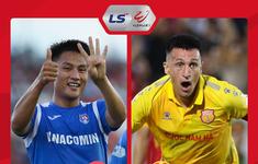 TRỰC TIẾP V.League 2020 Than Quảng Ninh - Dược Nam Hà Nam Định: 18h00 hôm nay, 6/7