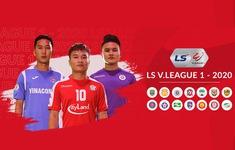 Lịch thi đấu và trực tiếp vòng 8 V.League hôm nay (06/7): Tâm điểm sân Pleiku