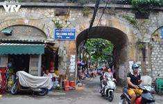 Đục thông 5 vòm cầu, mở rộng không gian phố đi bộ Phùng Hưng