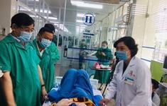 Bệnh nhân 91 ra viện ngày 11/7 và trở về Anh trên chuyến bay thương mại
