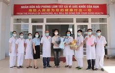 Bệnh nhân số 300 tái dương tính với COVID-19 đã được xuất viện