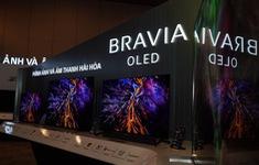 Sony trình làng dòng TV 8K mới tại thị trường Việt Nam
