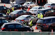 New York: Nỗ lực phòng chống COVID-19 từ cộng đồng đã có kết quả
