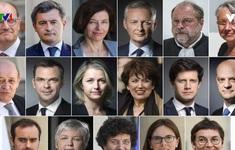 Pháp chính thức công bố nội các mới sau khi bổ nhiệm Tân Thủ tướng