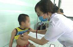 Hà Nội ghi nhận hơn 300 ca mắc tay chân miệng