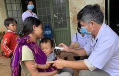 Phát động tiêm vaccine phòng bạch hầu ở Tây Nguyên