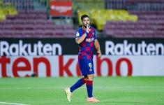 Barcelona 1-0 Espanyol: Nỗ lực bám đuổi! (Vòng 35 La Liga)