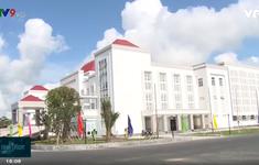 Khánh thành khu hành chính tập trung đầu tiên tại An Giang