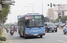 Xe bus trợ giá ở TP.HCM vẫn hoạt động