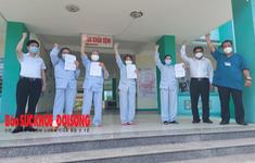 Tin vui: 4 bệnh nhân đầu tiên của tâm dịch Đà Nẵng được công bố khỏi bệnh