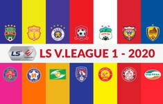 Trước vòng 12 LS V.League 1-2020: Tâm điểm ở sân Hàng Đẫy