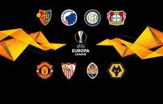 Lịch thi đấu tứ kết UEFA Europa League hôm nay: Inter Milan, Man Utd xuất trận!