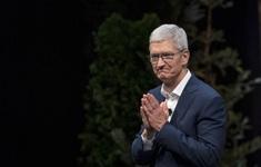 CEO Apple trở thành tỷ phú