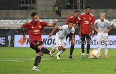 TRỰC TIẾP BÓNG ĐÁ Man Utd 1-0 Copenhagen: Bruno Fernades mở tỉ số trên chấm phạt đền (Hiệp phụ 1)