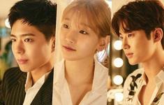 """Park Bo Gum - Park So Dam nhìn nhau mê đắm trong poster """"Record of Youth"""""""